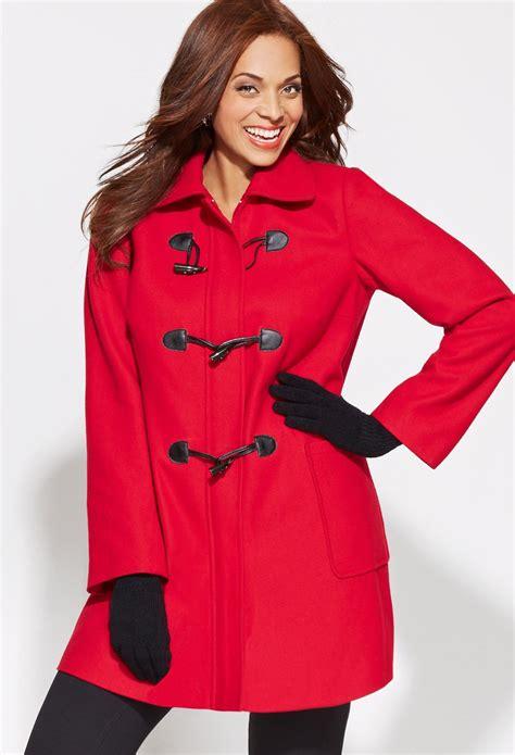 Avenue Plus Size Coats