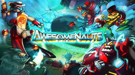 Awesomenauts Best Games