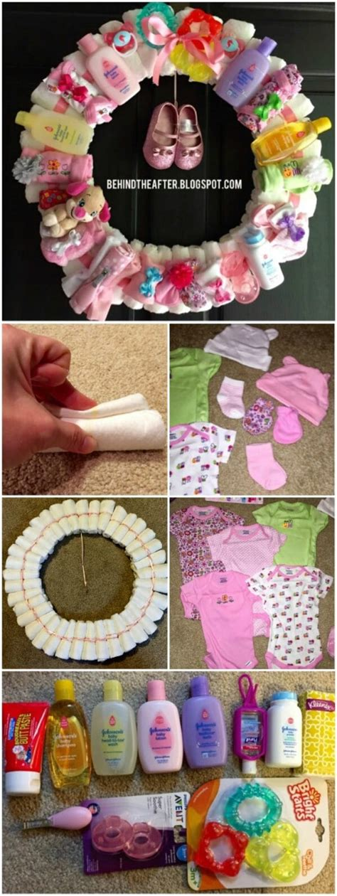 Baby Gift Crafts