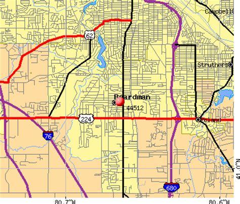 Boardman Ohio MapQuest