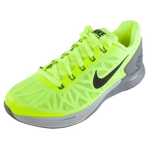 Boys Green Nike Shoes