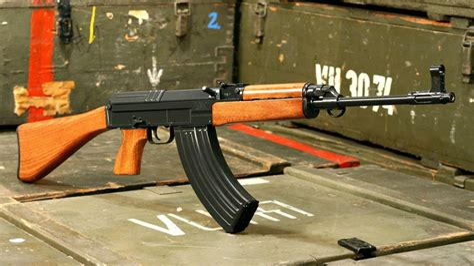 CZ VZ-58 Rifle