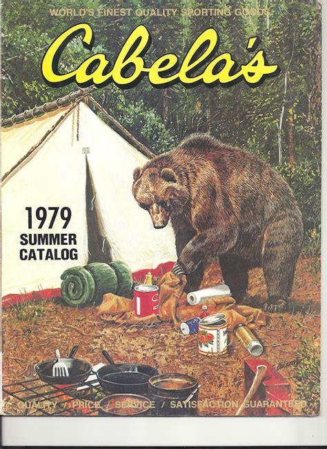 Cabela's Catalog