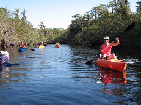 Canoeing the Suwannee River