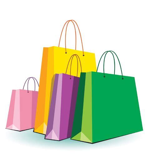 Cartoon Shopping Bags