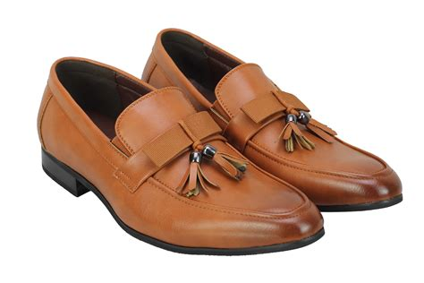 Casual Tassel Loafers