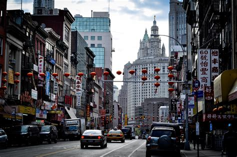 Chinatown New York City