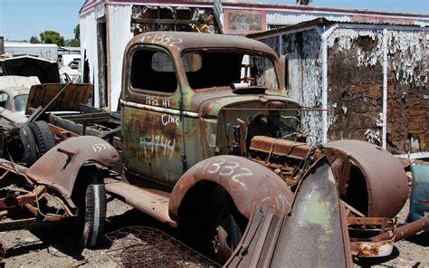 Classic Auto Wreckers CA