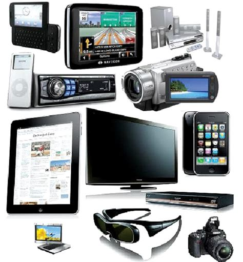 Consumer Electronic Devices
