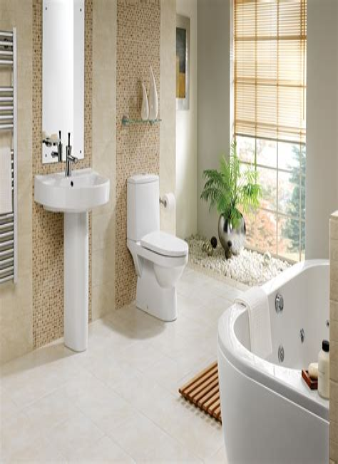 Contemporary Bathroom Plans