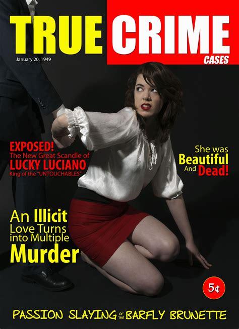 Crime Magazines