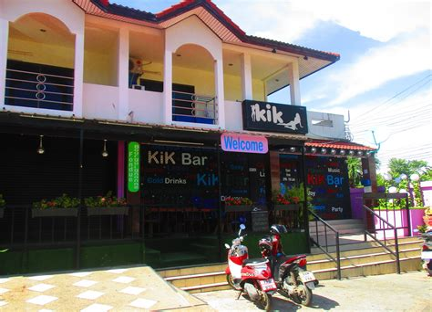 Dark Side Bars Pattaya