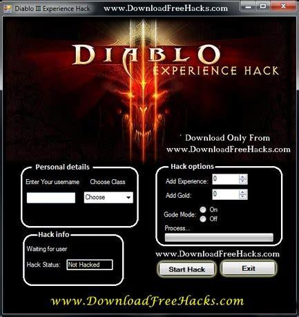 Diablo III PC Cheats