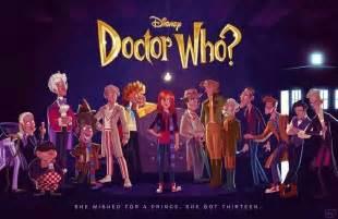 Doctor Who Disney