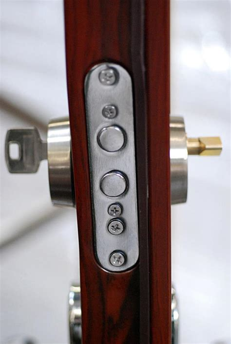 Door Lock Hardware Parts