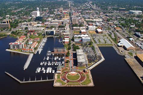 Downtown Pensacola Fla