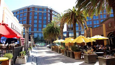 Downtown Redwood City CA