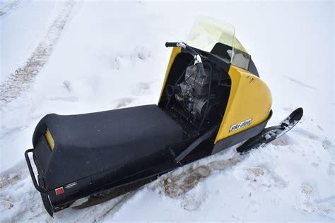 Elan Snowmobile