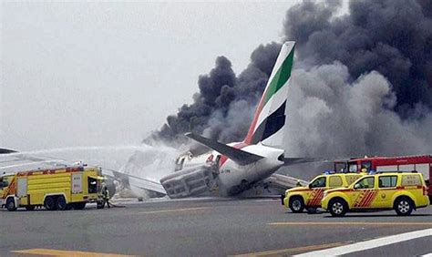 Emirates Crash