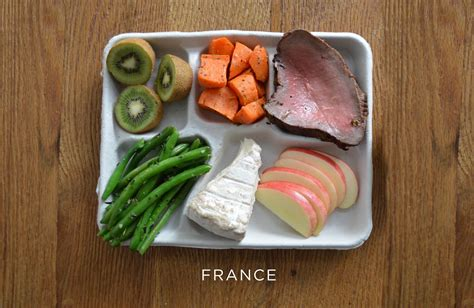 European School Lunch