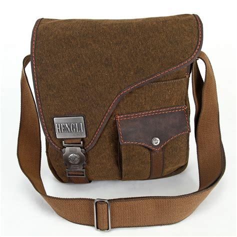 European Shoulder Bags for Men