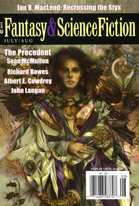 Fantasy Fiction Magazines