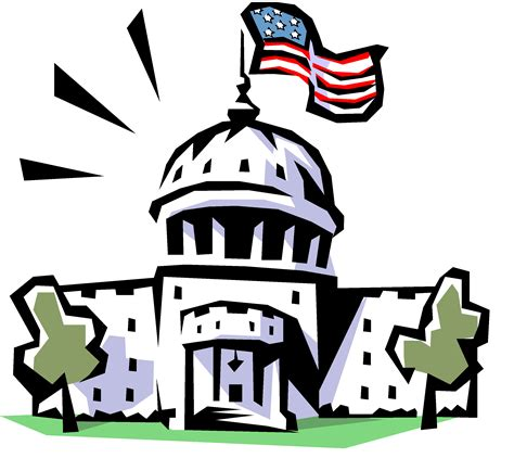 Federal Government Clip Art