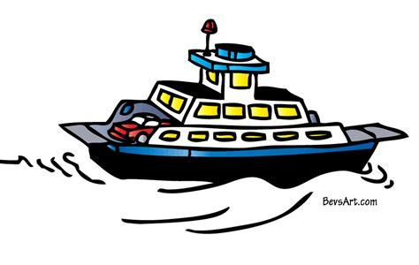 Ferry Clip Art