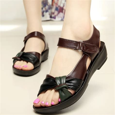 Flower Sandals Women's Shoes
