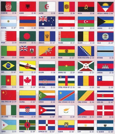 Foreign Flags
