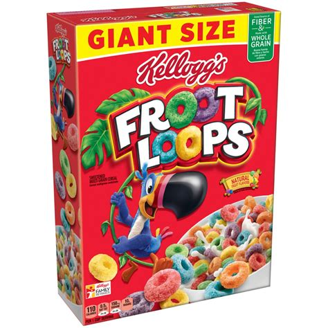 Galerry fruit loops artificial colors