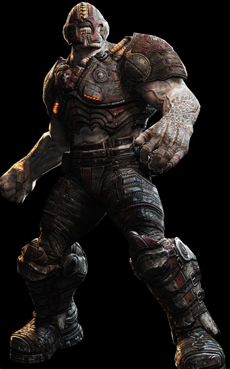 Gears of War Locust