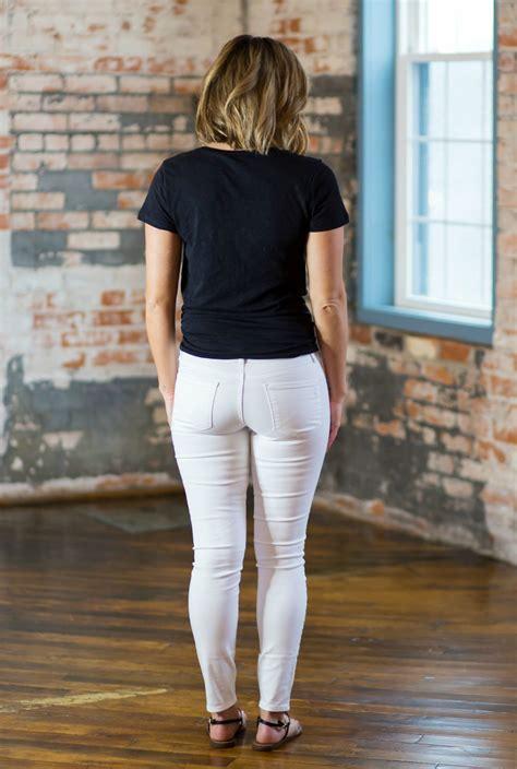 Girls White Pant