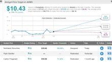 Google Finance Amrn