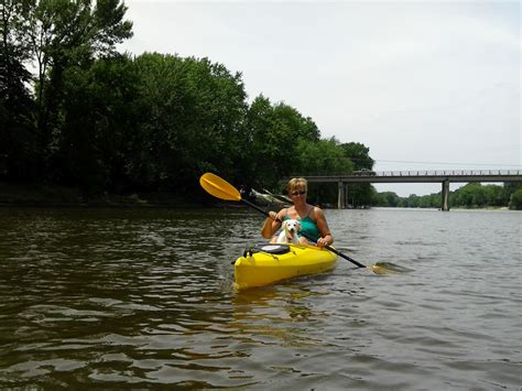 Grand River Michigan Kayak