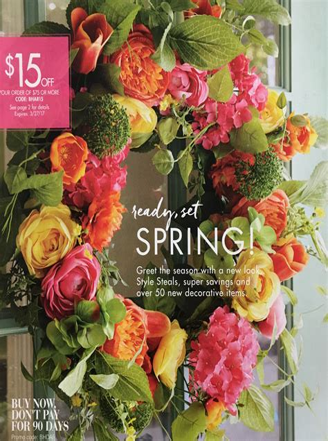 Home Furnishings Catalogs