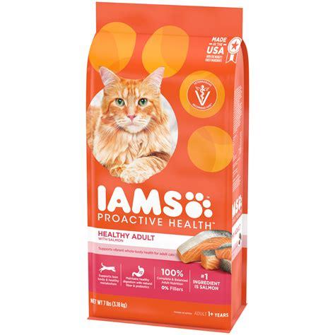 Iams Cat Food Recall