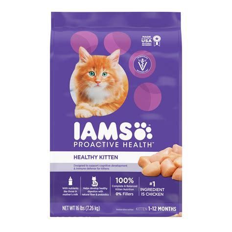 Iams Kitten Food