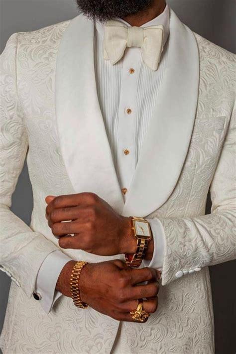 Ivory Tuxedos for Weddings