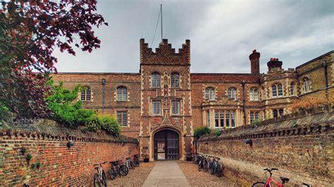 Jesus College Cambridge