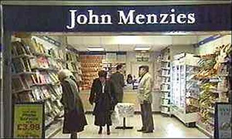 John Menzies Newsagents