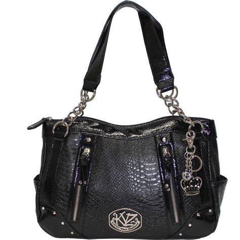 Kathy Van Zeeland Satchel Handbags