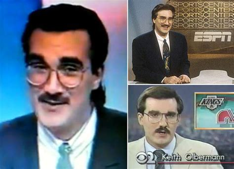 Keith Olbermann Mustache