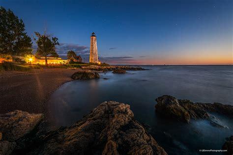 Lighthouse Point Park Connecticut