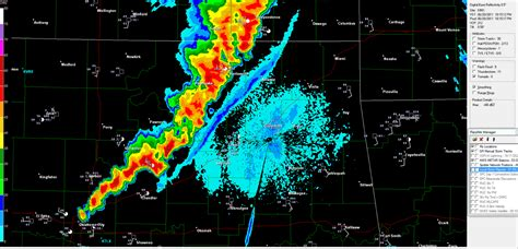 Live Weather Radar Tulsa OK