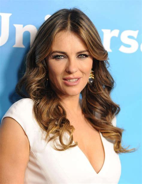Liz Hurley NBC