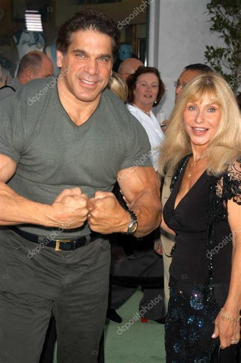 Lou Ferrigno Wife