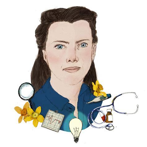 Marie Curie Drawings