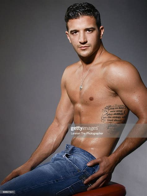 Mark Ballas Jr. Actor