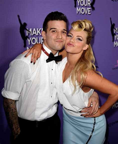 Mark Ballas and Witney Carson